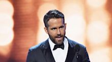 Ryan Reynolds Gives Moving Tribute, Shouts Out Tom Hanks During Critics' Choice Award Speeches