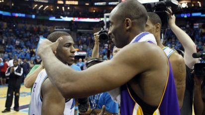 David Stern blames Mitch Kupchak for Chris Paul's nixed trade to the Lakers
