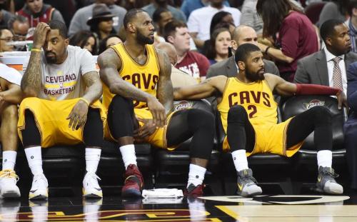 Cleveland au bord de la crise de nerfs
