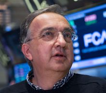 FCA CEO Sergio Marchionne Leaves Post Amid Health Crisis