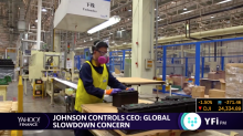 Johnson Controls CEO: is global slowdown a concern?