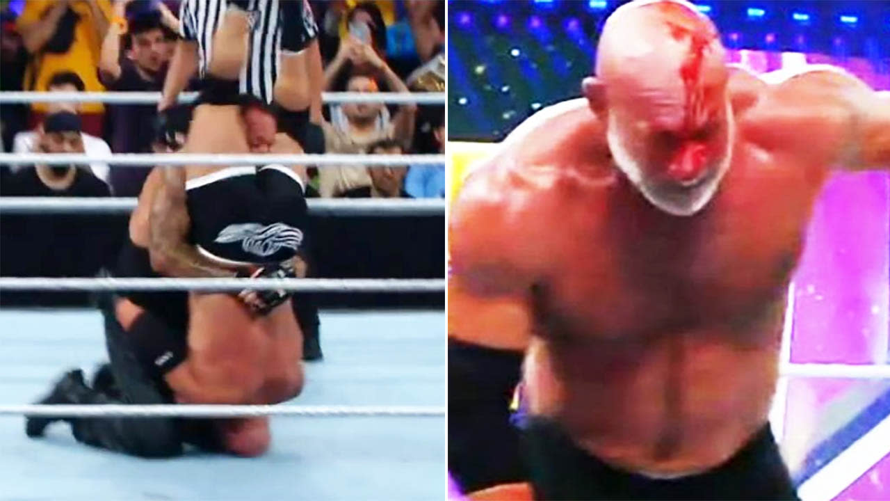 'Almost killed him': Horror moment WWE legend collapses after botched stunt