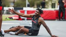 SMITH: An afternoon at the Georgia Bulldogs' track