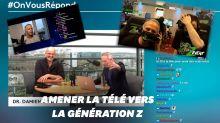 Sur Twitch, Samuel Étienne amène la télévision vers la nouvelle génération