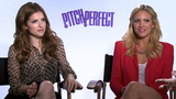 Anna Kendrick and Brittany Snow on Their