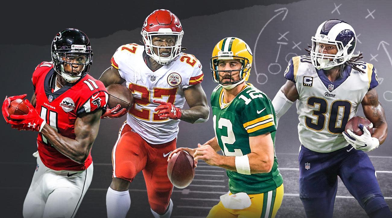 Wishingkits.com – NFL NewsFantasy Football 2018 Mock Draft ...