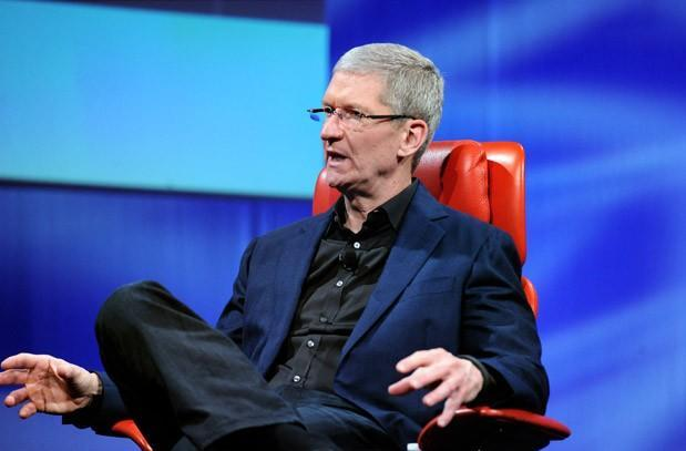 Tim Cook talks about 'the future of iOS / OS X' Ive, Cue have been working on