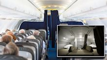 Flight attendant reveals why there is a 'secret' bedroom on long-haul flights