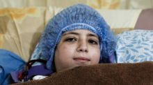 Dialysis supplies dwindle for besieged Syrians