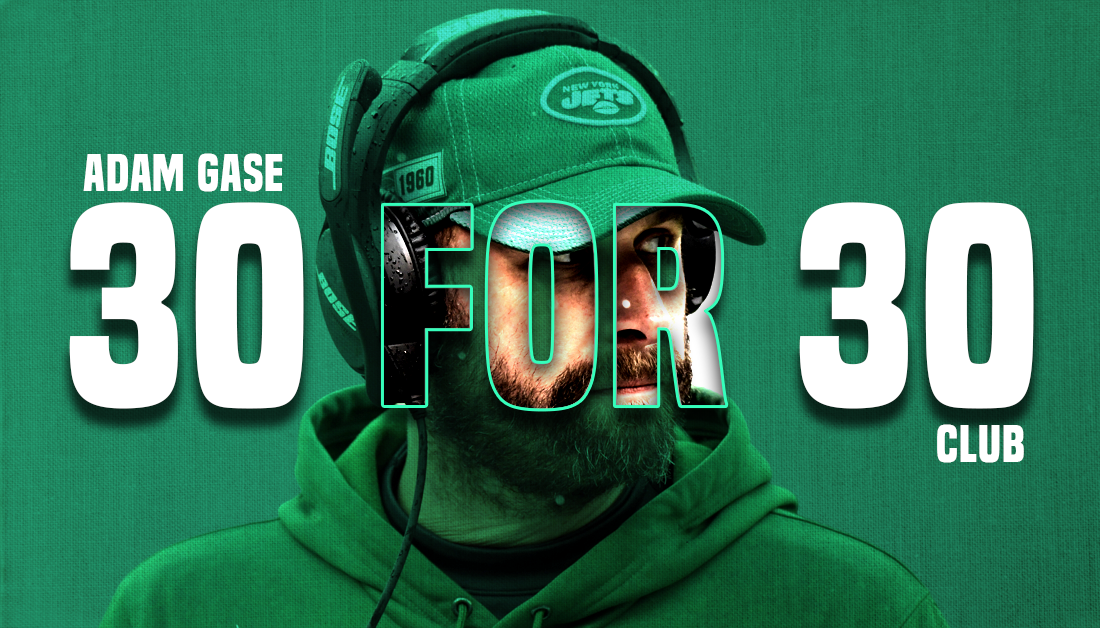 30-30 Club: Adam Gase has as many double-digit losses as he does total wins