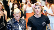 First look at Hailey Baldwin's engagement ring from Justin Bieber