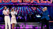 Who has made the 'Strictly Come Dancing' semi-final?