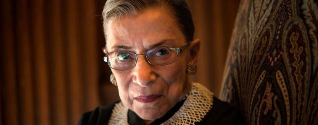 Ruth Bader Ginsberg. (HuffPost)