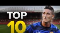 Top Ten Failed Wonderkids