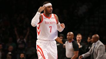 He's back: Melo to sign with Portland, per report