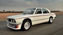 BMW 530 MLE: Seltener Sport-Fünfer aus Südafrika