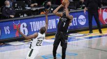 Amazing Durant nets Brooklyn play-offs win