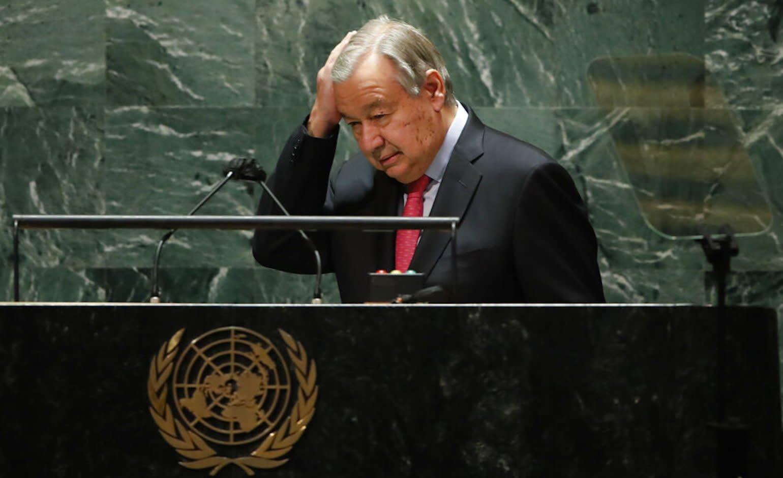 UN secretary-general blasts billionaires taking 'joyrides to space'