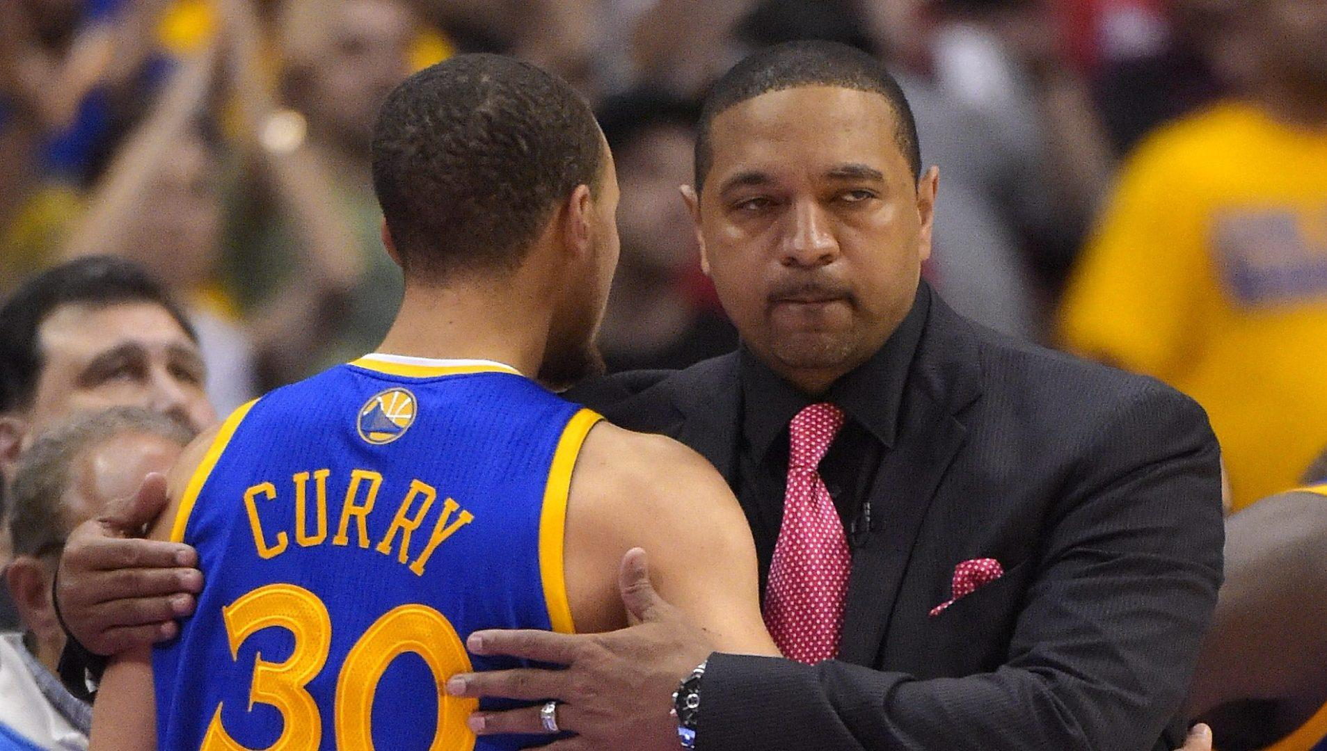 a84a5cc66 Draymond Green sees merit in Mark Jackson s infamous Stephen Curry comment