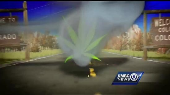 Kansas police don't want Colorado pot coming into the state