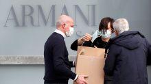 Giorgio Armani cancels Milan Fashion Week show over coronavirus fears