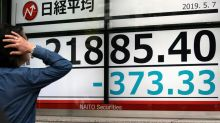 Resultados mixtos en la Bolsa de Tokio tras una sesión irregular