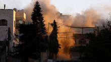 Israel army razes home of Palestinian attacker in night-long raid