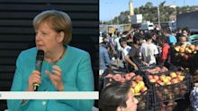 Acordo para 400 crianças migrantes na Europa