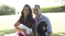 Prince William and Kate Middleton announce that their dog Lupo has died: 'We will miss him so much'