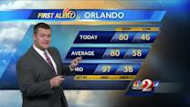 Easter forecast looks warmer