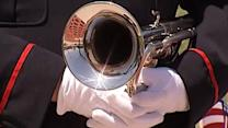 "Bugle player on why we play ""Taps"""