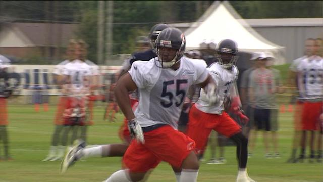 Chicago Bears begin training camp today