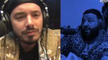"J. Balvin se une a DJ Khaled en poscast ""The First One"""