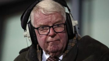 John Motson 'apologises' for racist comment about Millwall striker Tom Elliott during Talksport FA Cup broadcast