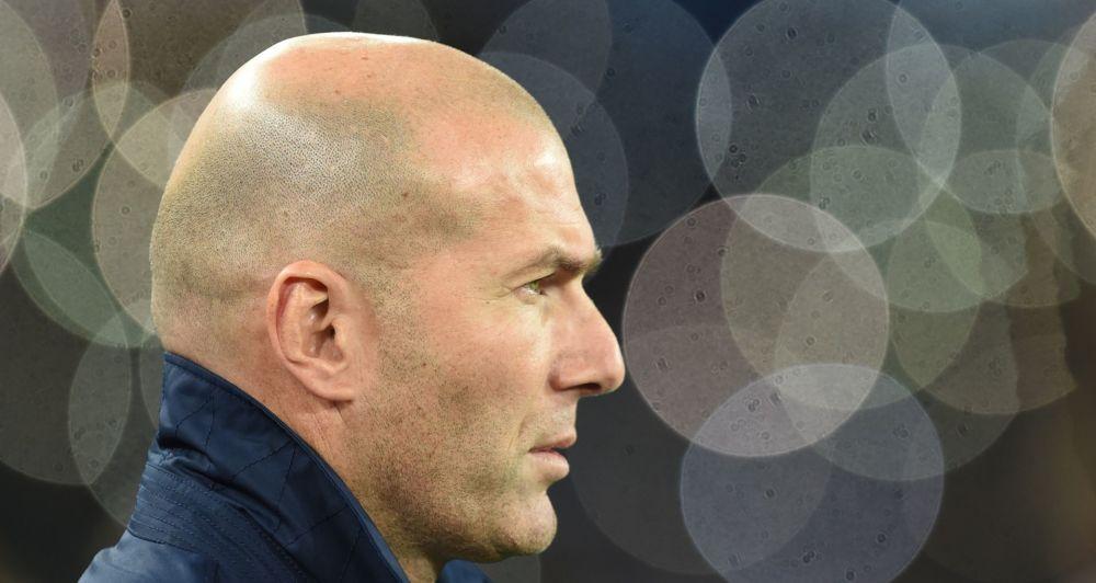 """Zidane: """"Estamos algo decepcionados por lo fallado, pero enfrente había un muro de portero"""""""
