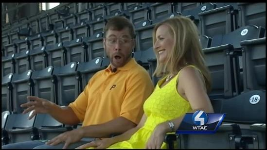 Pittsburgh Dad celebrates win No. 82 for Pirates