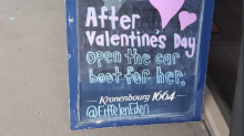 New Zealand cafe slammed for controversial Valentine's Day message: 'Relationship violence is not a joke'