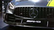 Mercedes Considers More Hybrids at High-Performance AMG Unit