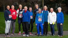Veteran runners denied chance to race their 40th London Marathon