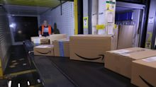 Amazon Calls Delivery Drivers Back, Closes Hubs Near Protests