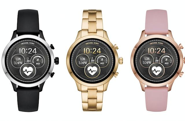 Michael Kors' latest Wear OS watch features a popular design