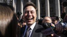 Elon Musk kann nicht schlafen - und tweetet von Schafen