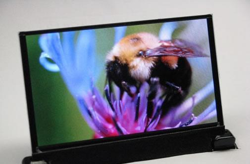 DuPont can print a 50-inch OLED TV in two minutes, you'll be waiting a little longer