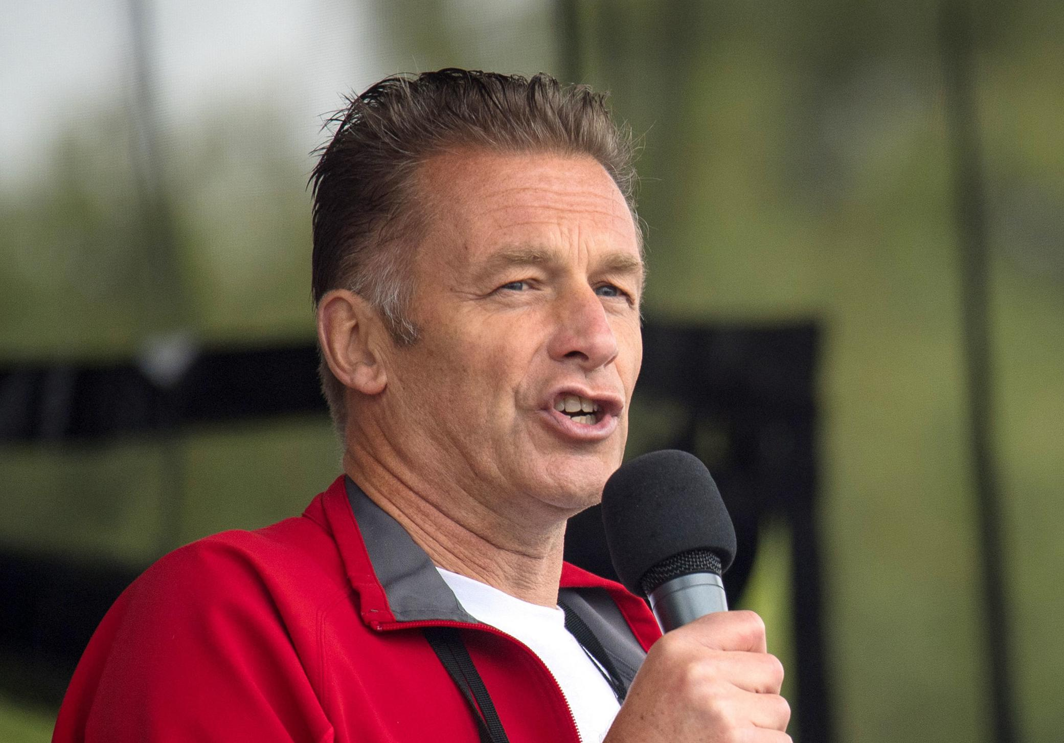 "File photo dated 22/09/18 of TV wildlife expert Chris Packham who said he has been sent death threats after backing a legal challenge which resulted in restrictions on shooting ""pest"" birds."