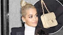 17 Things Rita Ora Could Fit in Her Teeny Tiny Chanel Fanny Pack