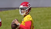 Chiefs' Patrick Mahomes Expects to Be Full Go at Training Camp After Foot Injury