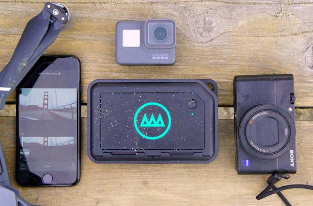 Gnarbox turns your phone into a 4K video-editing studio