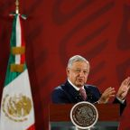 Mexican president welcomes Pelosi remarks on North American trade deal approval