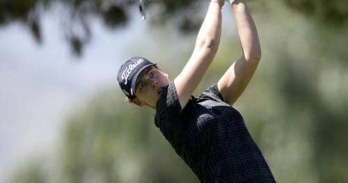 Golf - Majeur - ANA Inspiration : Icher en tête avant l'interruption du jeu