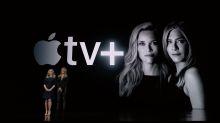 Apple TV+: Der Tech-Gigant sucht Anschluss im Streaming-Zeitalter